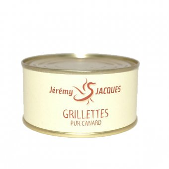 Grillettes Pur Canard
